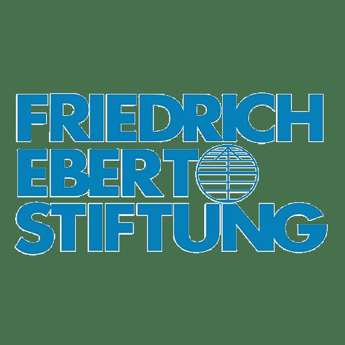 Fondacija Friedrich Ebert Stifung logo