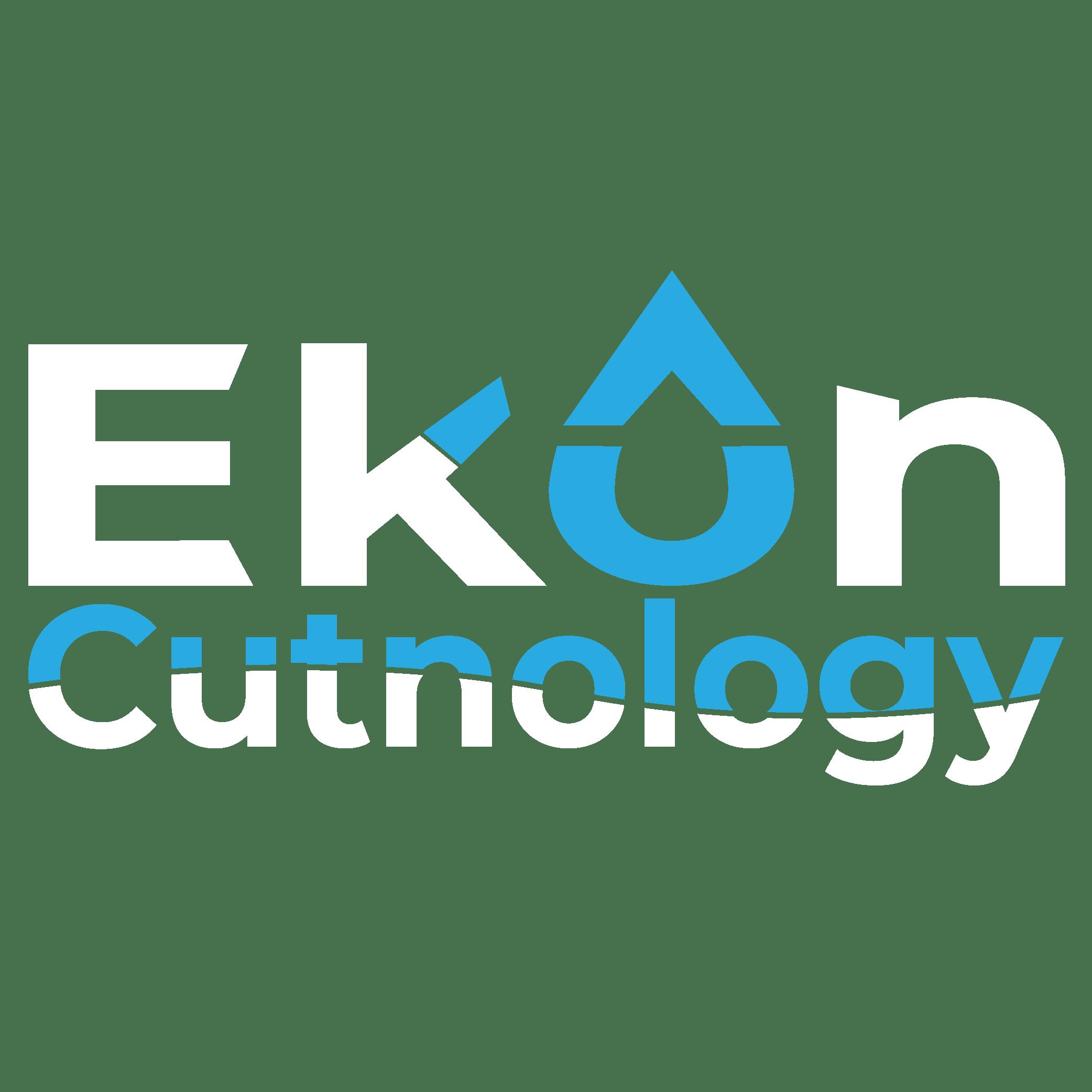 Ekon Cutnology waterjet machine