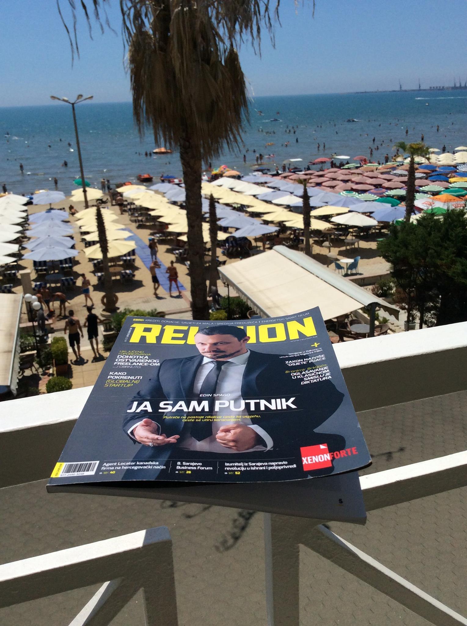 Reunion magazin Grčka